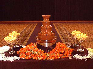 Dallas Chocolate Fountains